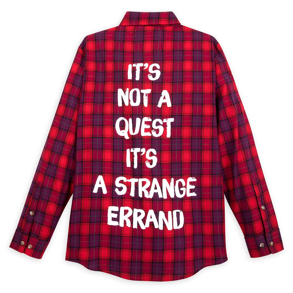 Ian Flannel Shirt for Adults by Cakeworthy – Onward