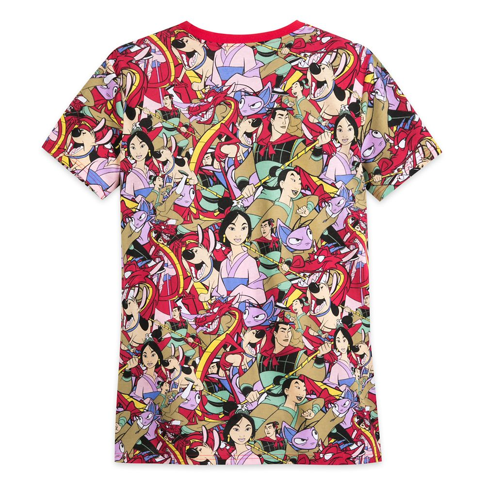 Mulan T-Shirt for Adults by Cakeworthy