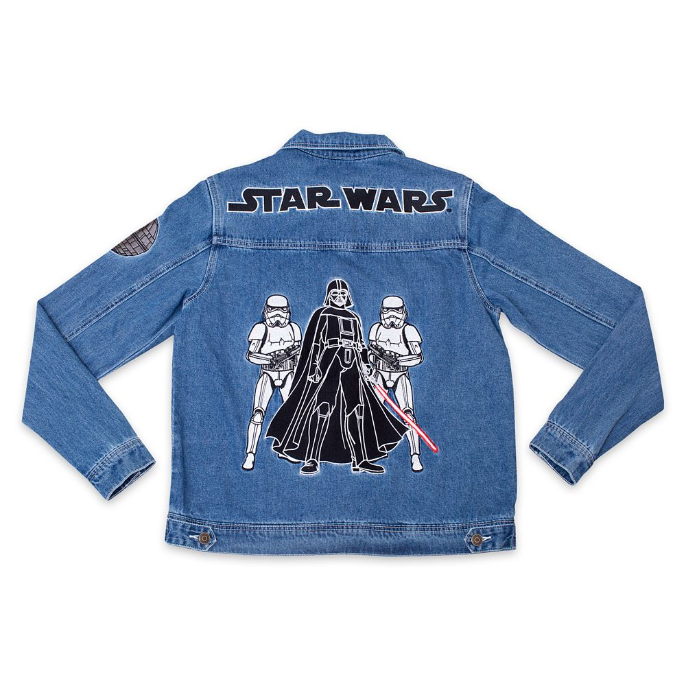 Star Wars Denim Jacket for Adults by Cakeworthy
