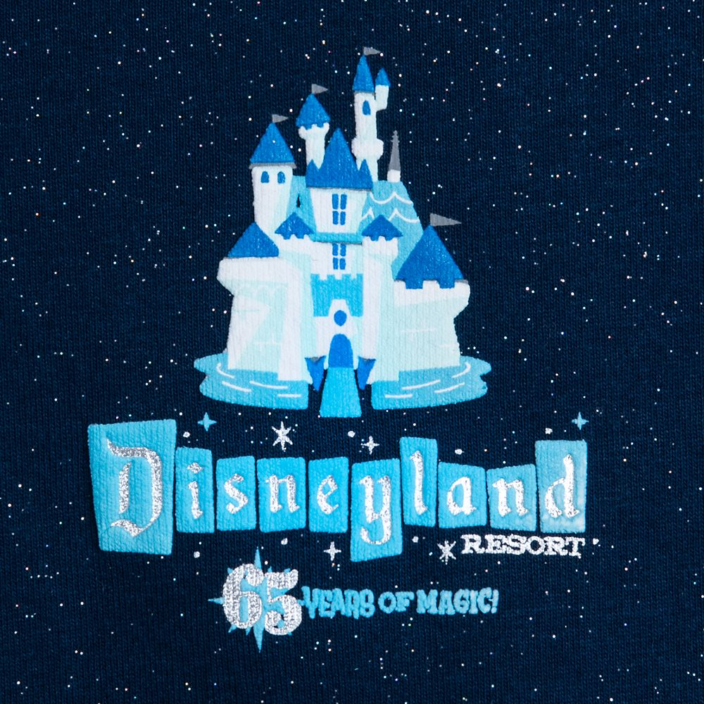 Disneyland 65th Anniversary Spirit Jersey for Adults