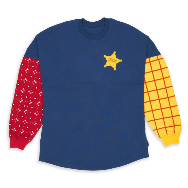 Woody Spirit Jersey for Adults – Toy Story 25th Anniversary