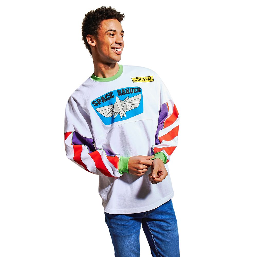 Buzz Lightyear Spirit Jersey for Adults – Toy Story 25th Anniversary