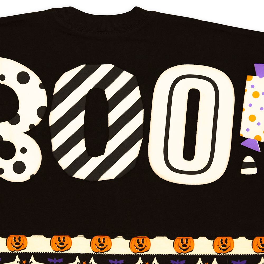 Mickey Mouse Halloween Spirit Jersey for Adults