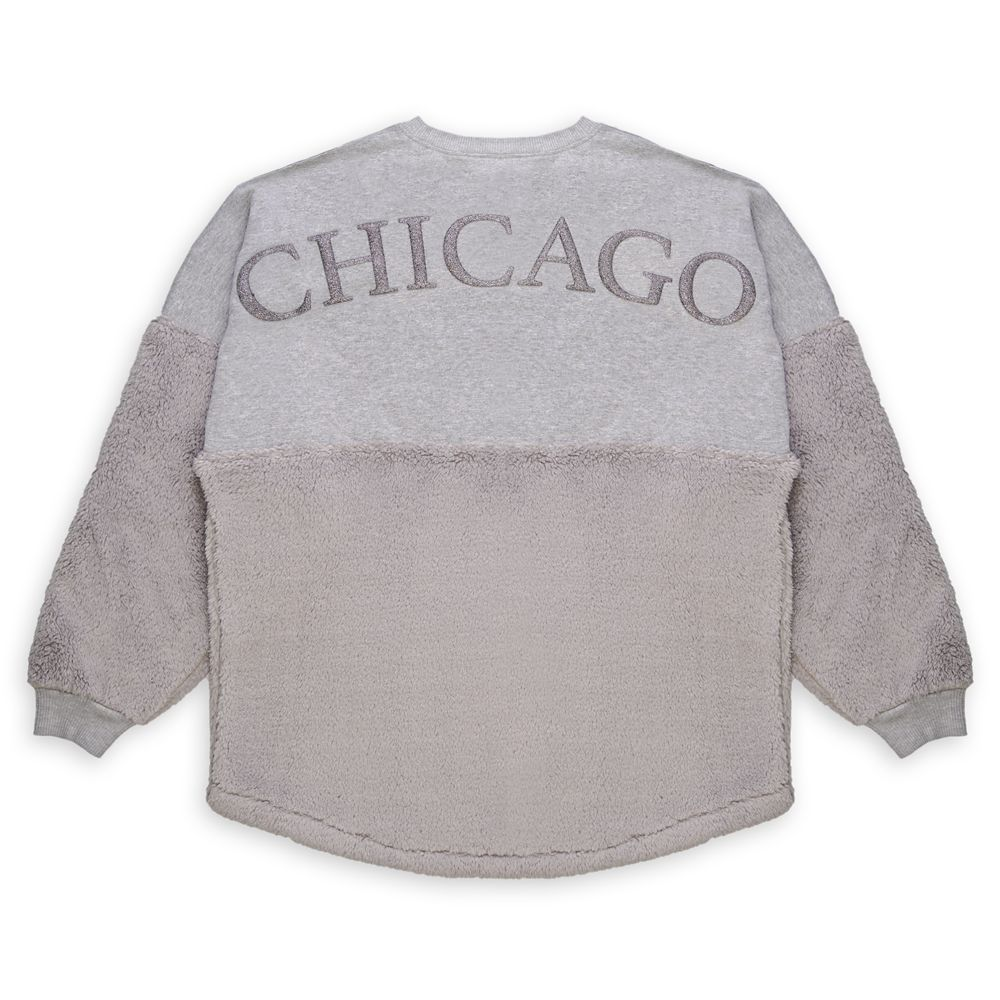 Mickey Mouse Icon Partial Sherpa Spirit Jersey for Adults – Chicago