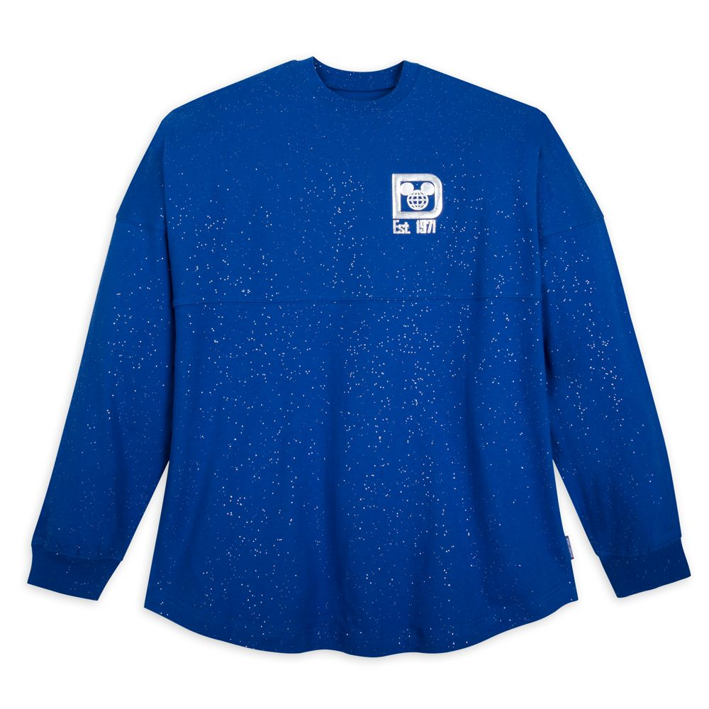 Walt Disney World  Spirit Jersey for Adults – Wishes Come True Blue