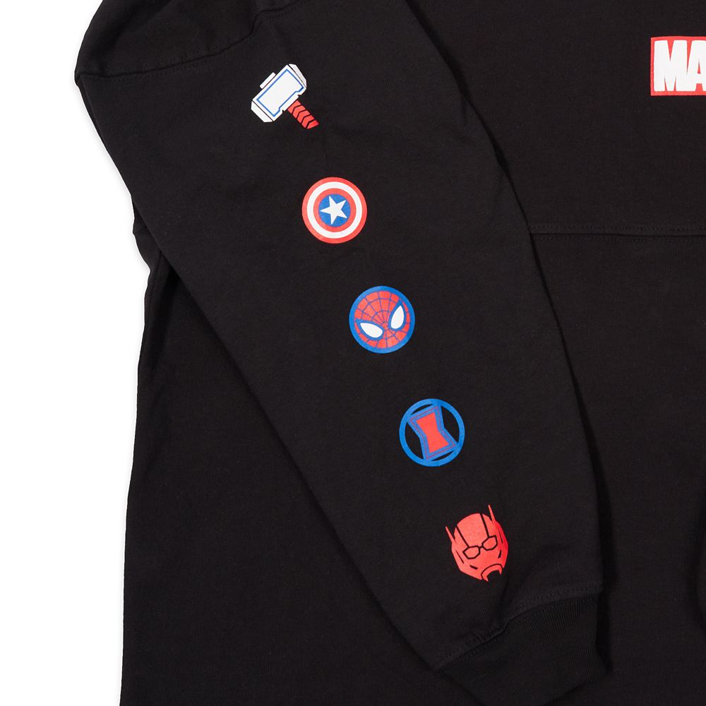 Marvel Logo Spirit Jersey for Adults