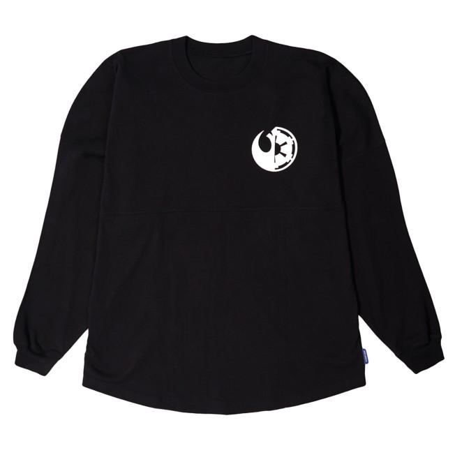 Star Wars Spirit Jersey for Adults – Black