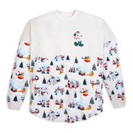 Mickey Mouse and Friends ''Snow Much Fun'' Spirit Jersey for Adults