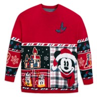 Mickey Mouse and Friends Holiday Sweater by Spirit Jersey for Adults