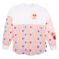 Mickey Mouse Balloons and Popcorn Spirit Jersey for Adults – Walt Disney World