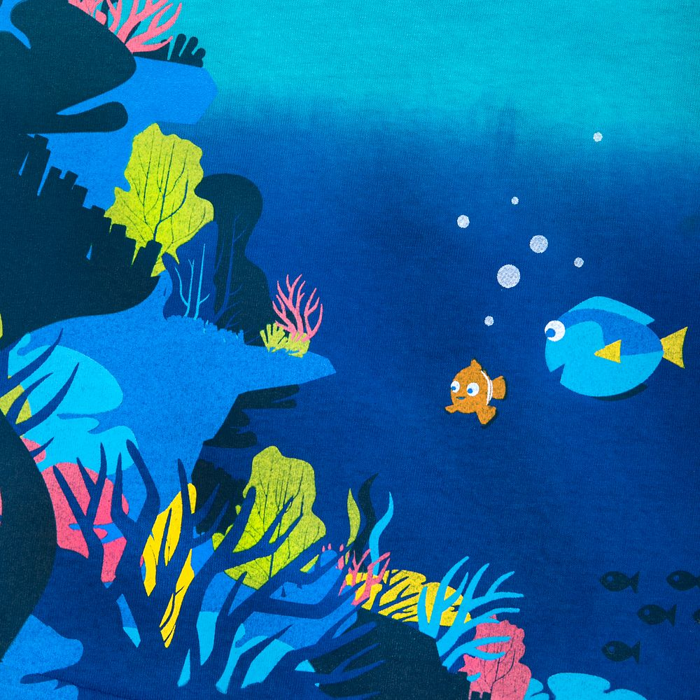 Finding Nemo Spirit Jersey for Women – Oh My Disney