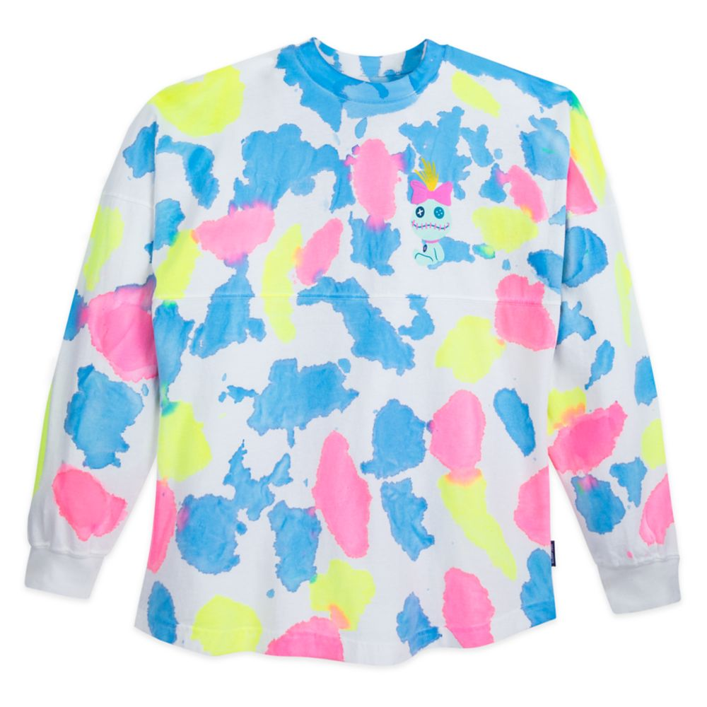 Stitch Summer Fun Spirit Jersey for Adults