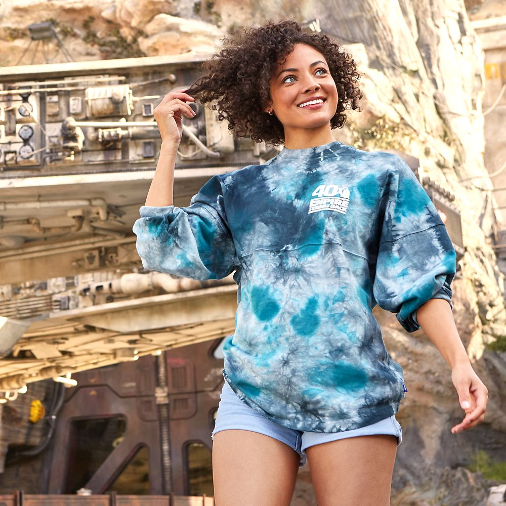 Star Wars: The Empire Strikes Back Tie-Dye Spirit Jersey for Adults - 40th Anniversary