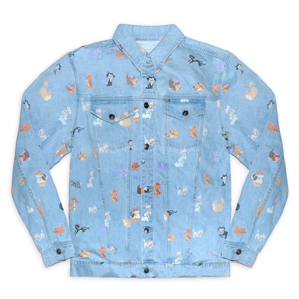 Disney Cats Denim Jacket for Women