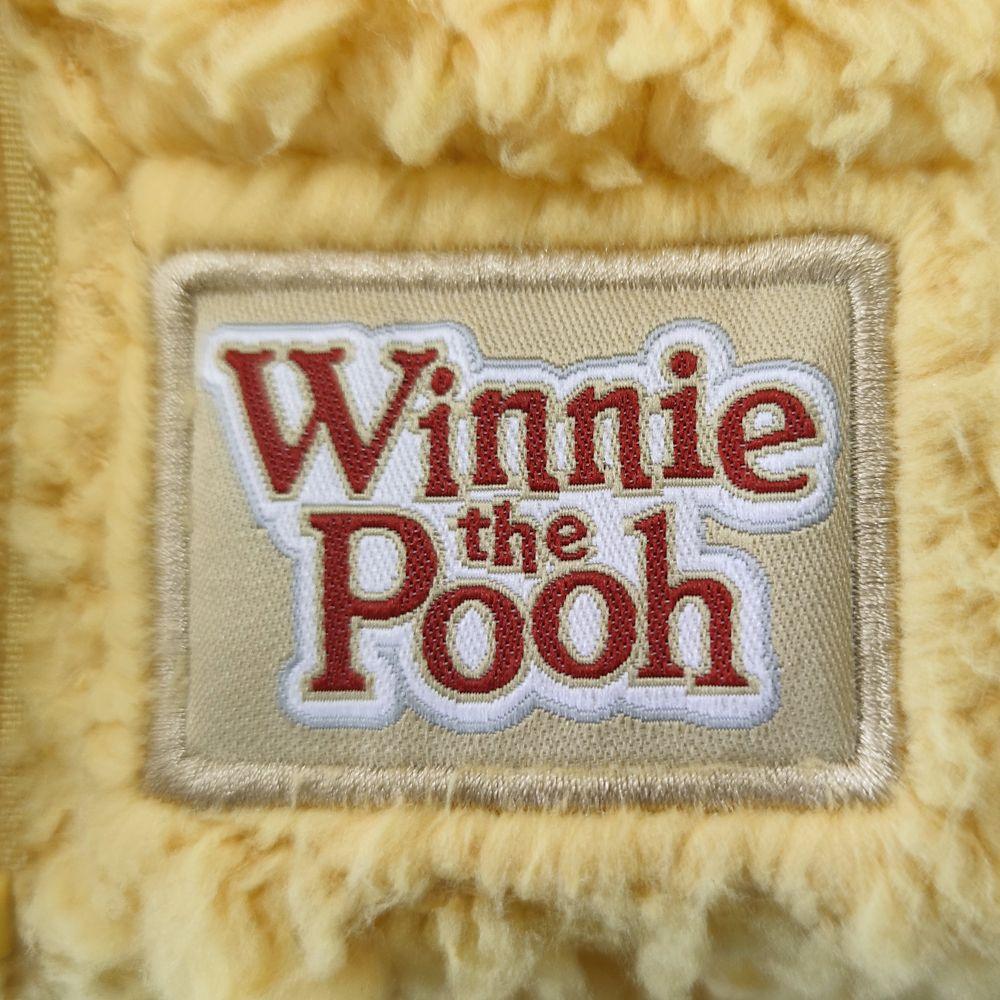 Winnie the Pooh Sherpa Jacket for Women