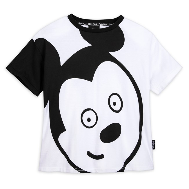 Mickey Mouse T-Shirt for Women by Deborah Salles