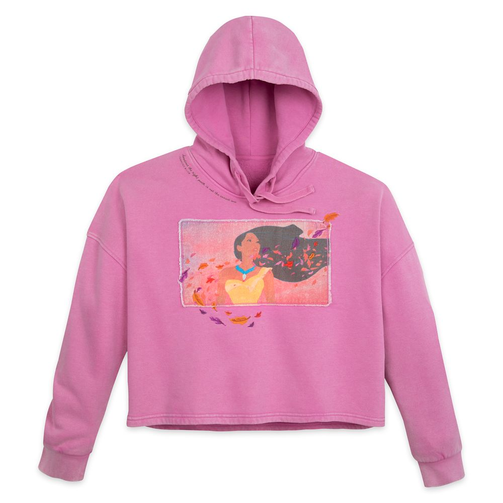 Pocahontas Pullover Hoodie for Adults