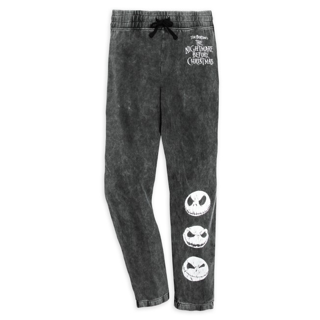 Jack Skellington Sweatpants for Adults – The Nightmare Before Christmas