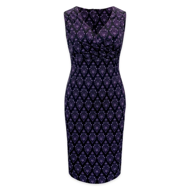 The Haunted Mansion Wallpaper Dress for Women