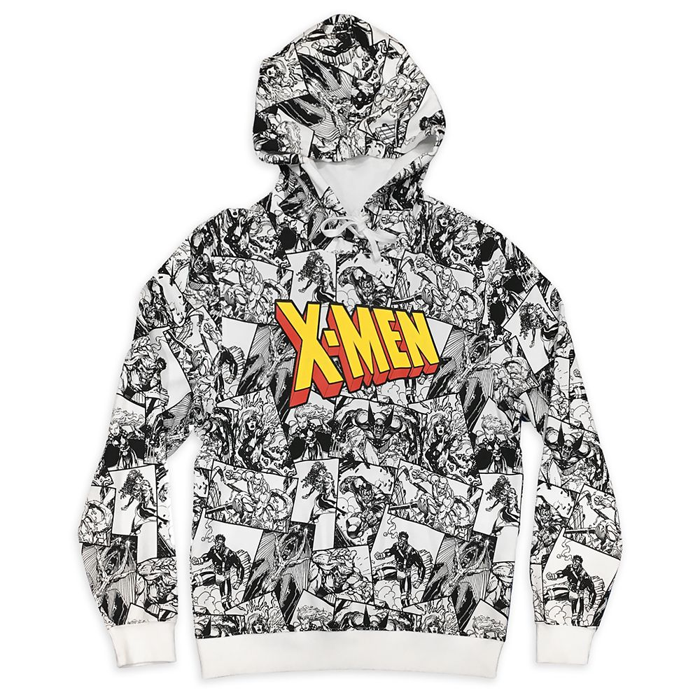 X-Men Pullover Hoodie for Men