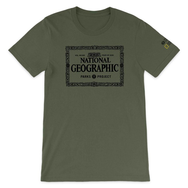 National Geographic x Parks Project 2020 T-Shirt for Adult