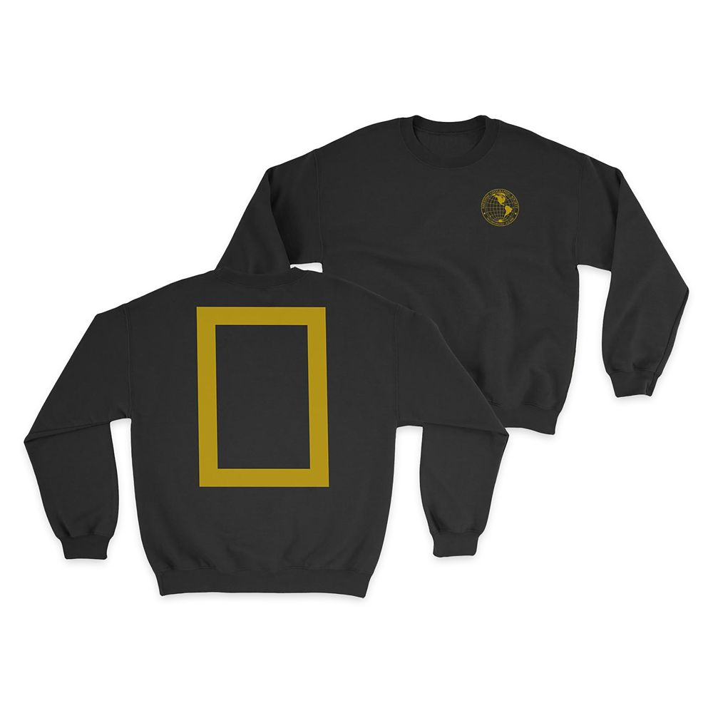 National Geographic x Parks Project Border Crew Sweatshirt for Adults