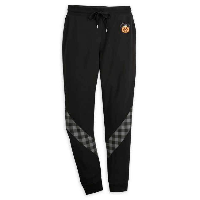 Mickey Mouse Halloween Jogger Pants for Adults