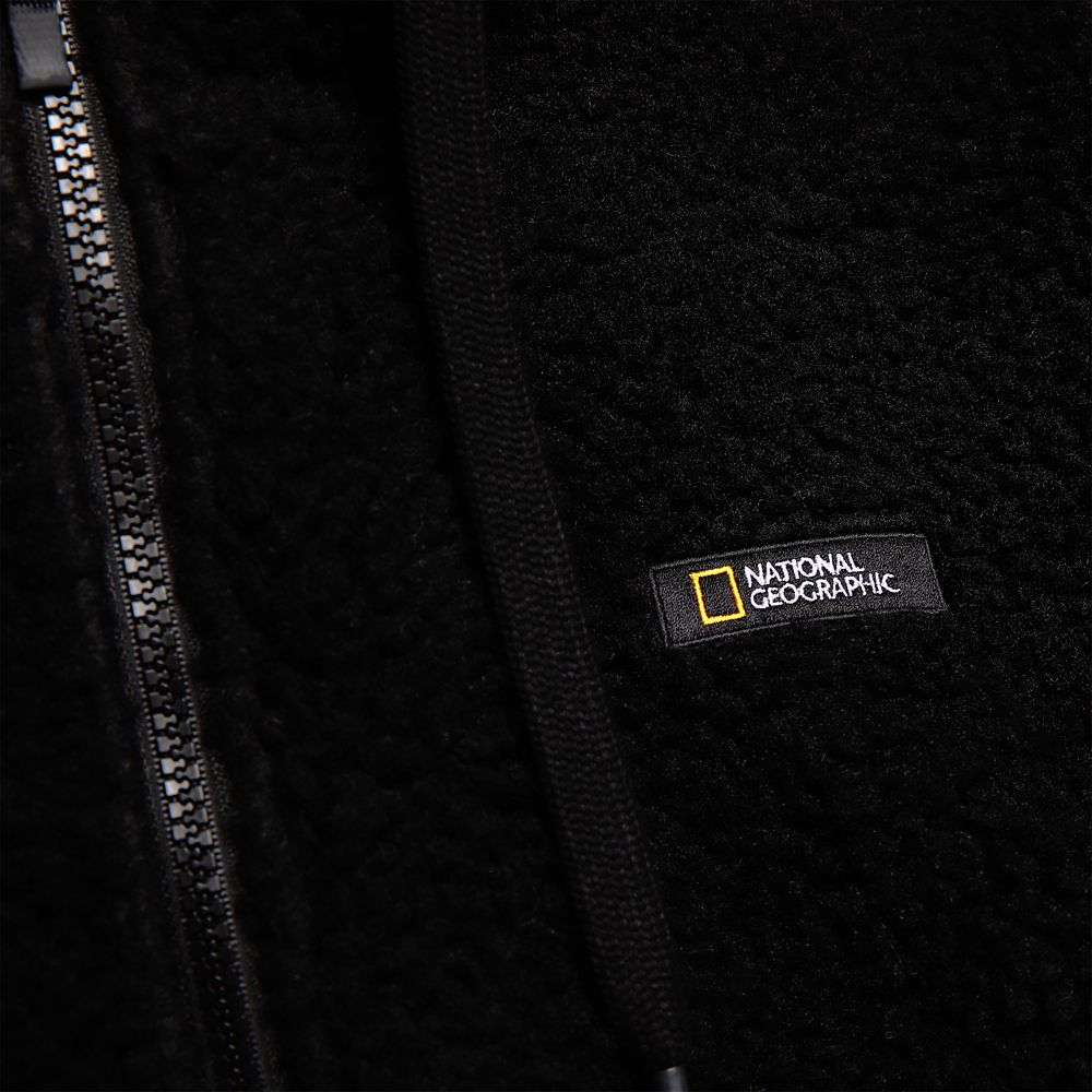 National Geographic Zip Hoodie for Adults