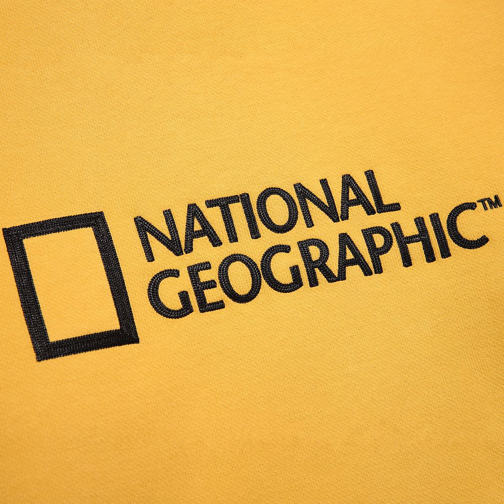 National Geographic Pullover for Adults