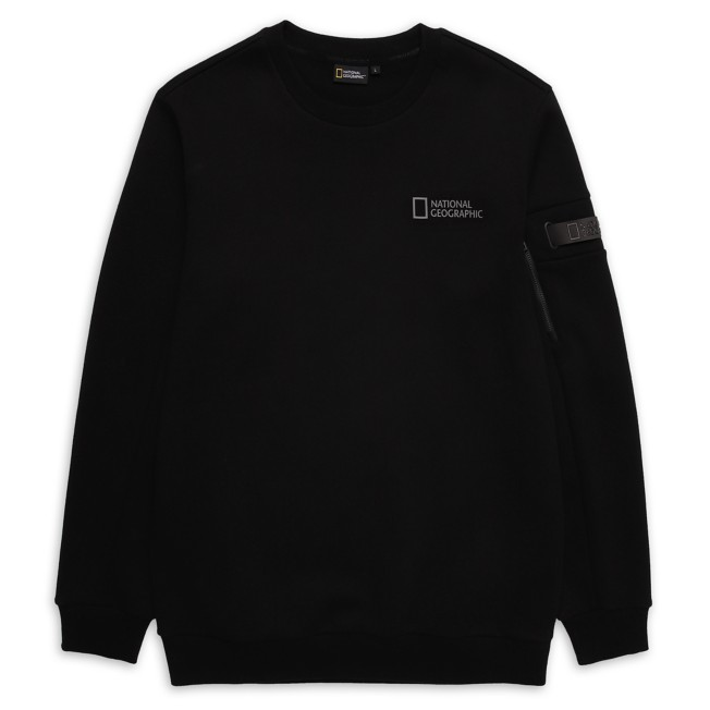 National Geographic Pullover with Pocket for Adults
