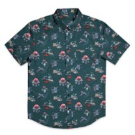 Boba Fett ''A Bounty Day''  RSVLTS Short Sleeve Shirt for Adults with KUNUFLEX – Star Wars