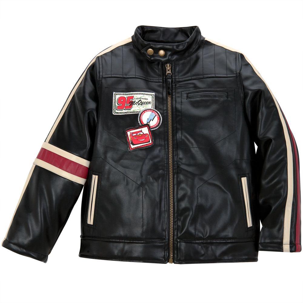 Racing Cars Lightning McQueen Jacket for Boys