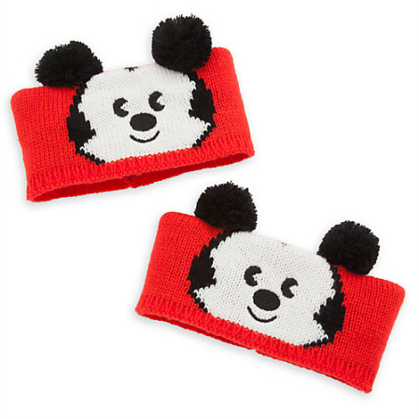 Mickey Mouse MXYZ Knitted Boot Topper