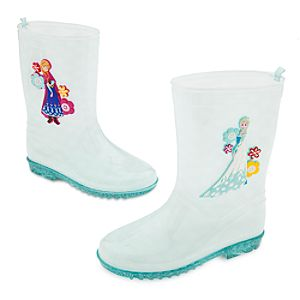 Frozen Rain Boots for Kids