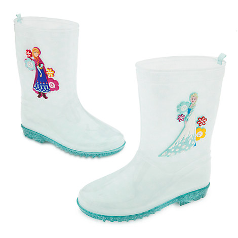 Frozen Rain Boots for Kids | Disney Store
