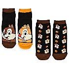 Chip 'n Dale Sock Set for Women - 2-Pack