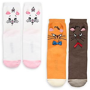 The Aristocats Sock Set for Women - 2-Pack