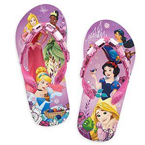 c850b174fc5607 Disney Princess Flip Flops for Kids Price   7.95