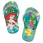 Ariel Flip Flops for Kids