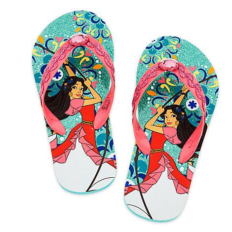 Elena of Avalor Flip Flops for Kids
