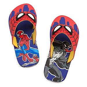Spider-Man Flip Flops for Kids 2721056460689M