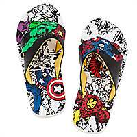 Marvel's Avengers Flip Flops for Kids