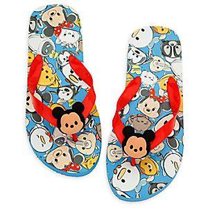 Disney ''Tsum Tsum'' Flip Flops for Adults