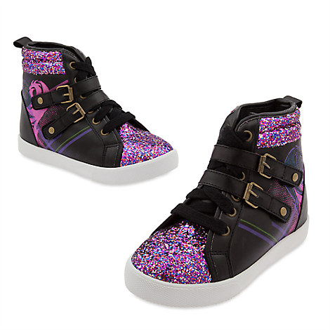 descendants wedge sneakers for kids disney store