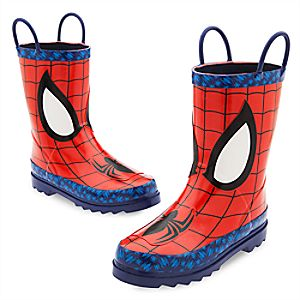 Spider-Man Rain Boots for Kids 2721056620593M