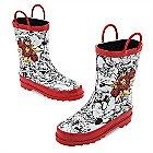 Iron Man Rain Boots for Kids