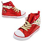 Snow White Sequin Sneakers for Girls