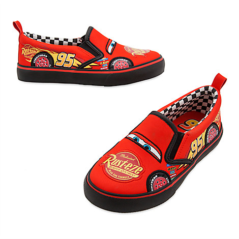 Lightning McQueen Sneakers for Boys - Cars 3