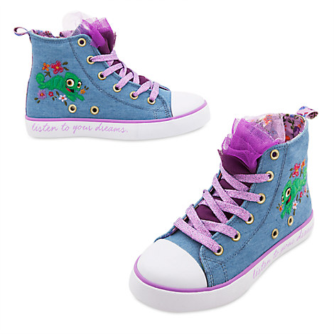 Tangled: The Series Hi-Top Sneakers for Girls