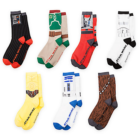 Star Wars Sock Set for Men